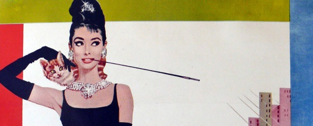 Technicolor Fashion: Breakfast at Tiffany's