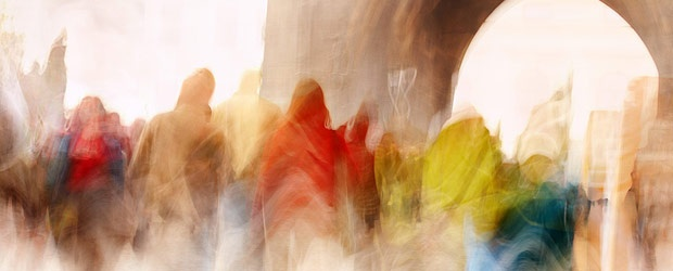 Abstract Impressionistic Photography