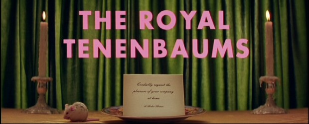 Technicolor Fashion: The Royal Tenenbaums