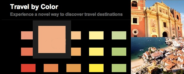 Travel by Color