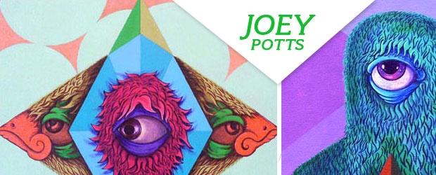 Artist Profile: Joey Potts
