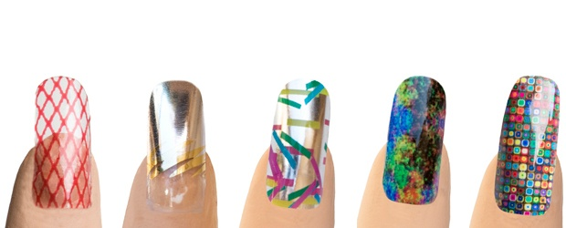 Minx Makes Nail Art Easy