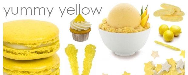 Yellow Treats