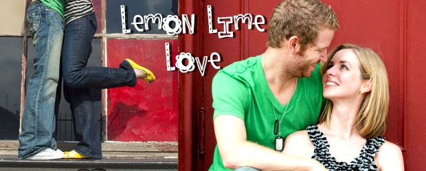 Engaged in Colour: Lemon-Lime Love