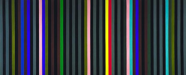 Color Masters: Gene Davis's Rhythmic Color