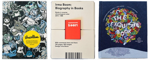 Eclectic Color Roundup: Books