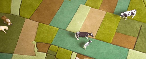 Florian Pucher's Landcarpet Series