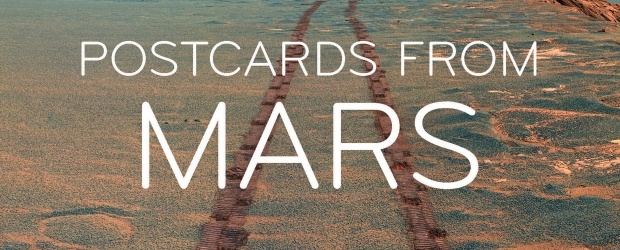 Postcards From Mars: Inspiration from the Red Planet