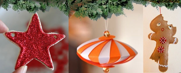 DIY Ornament Roundup: Top 5