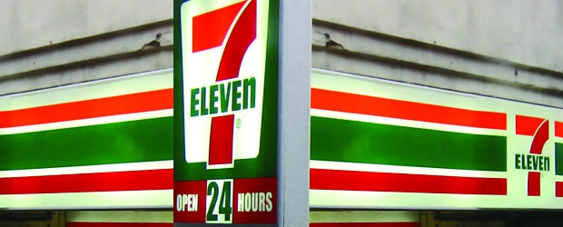 Convenience Stores: Attracting Customers with Color