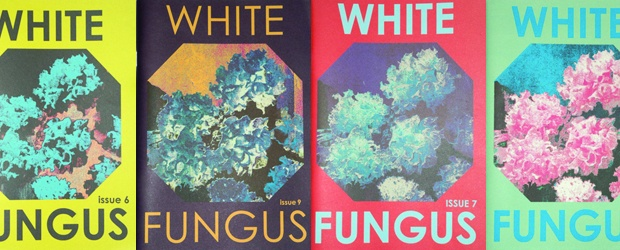 Print Trends: White Fungus Magazine