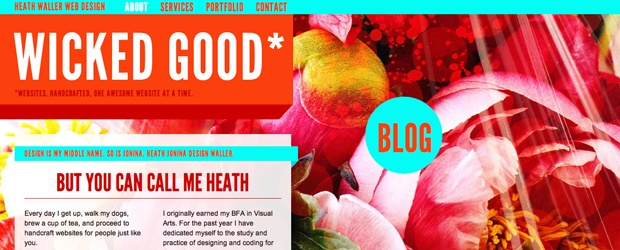 Using Red on the Web: 15 Inspiring Sites