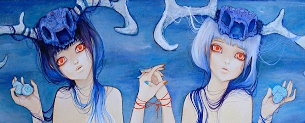 COLOURlovers Artist Interview: Camilla d'Errico