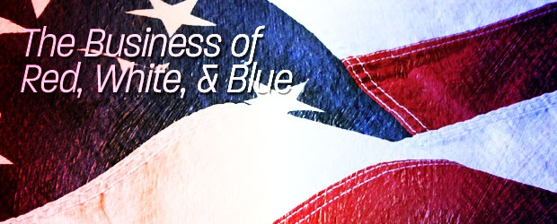 The Business of Red, White, &amp; Blue
