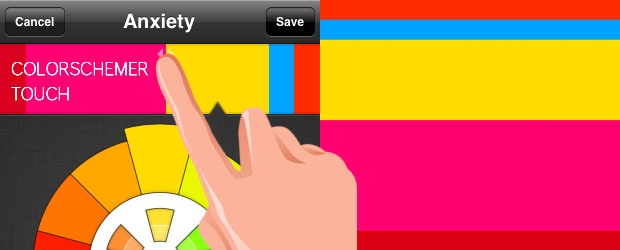 ColorSchemer Touch: Overview & Giveaway