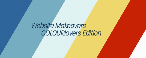 Website Makeovers - COLOURlovers Edition