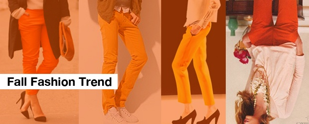 Between Summer and Fall: Warm Palettes for Pants
