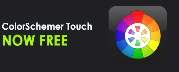 ColorSchemer Touch: NOW FREE