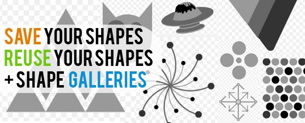 Seamless Lite New Features: Custom Shapes &amp; Shape Galleries (How-To)