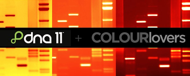 DNA11 + COLOURlovers Palette Contest: Color Your DNA