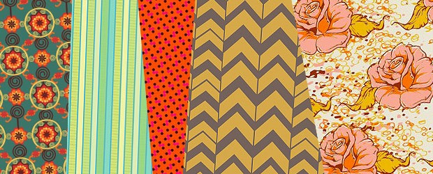 Colette Patterns Gives Us Five Favorite Prints