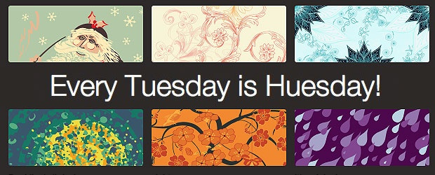 Happy Huesday: Announcing The COLOURlovers Tuesday Newsletter