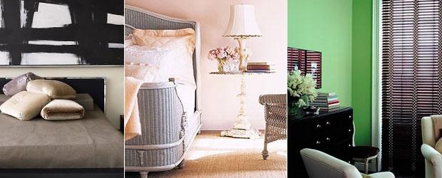 Interior Paint Palettes We Love