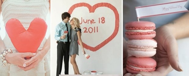 Valentine's Day Wedding Inspiration &amp;Trends