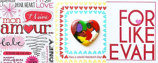 Valentine Card Trends: Shape &amp; Function