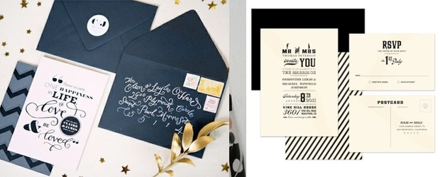 Wedding Invitation Design Ideas