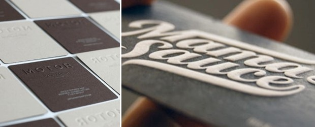 Making Design & Typography Great With Embossing Techniques