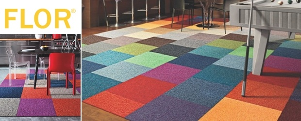 Color Your FLOR: Carpet Tile Design Contest