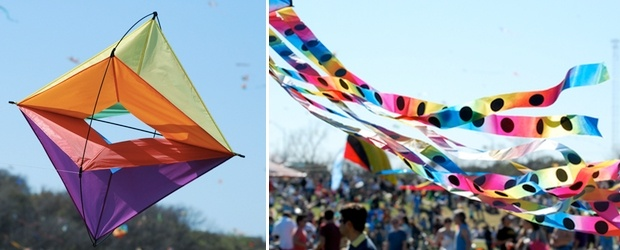Colorful Kite Fest