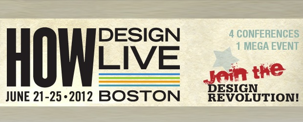 HOW Design Live! Creative Conference &amp; Real Life Palette Making.