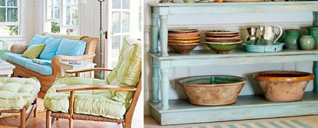 Seaglass Inspired Interiors