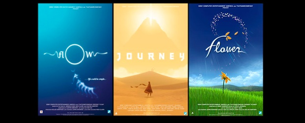Journey Through the Amazing Worlds of thatgamecompany