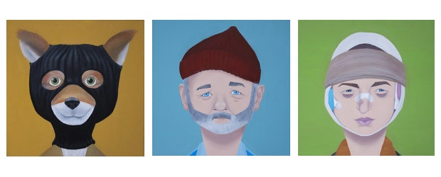 Wes Anderson Prints