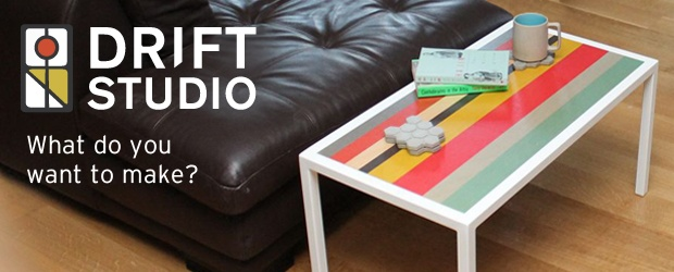 Drift Studio Table Design Contest :: Time to Vote for Your Favorites!