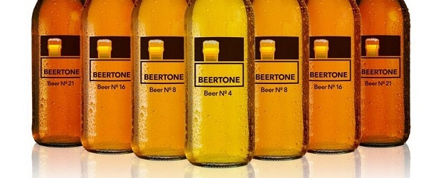Beertone: A Beer Color Reference Guide