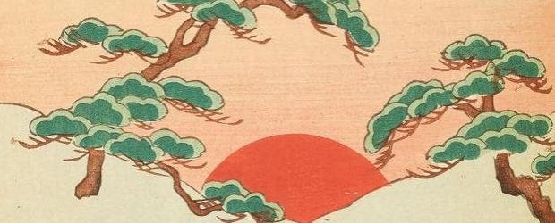 Colorful Turn of the Century Japanese Designs