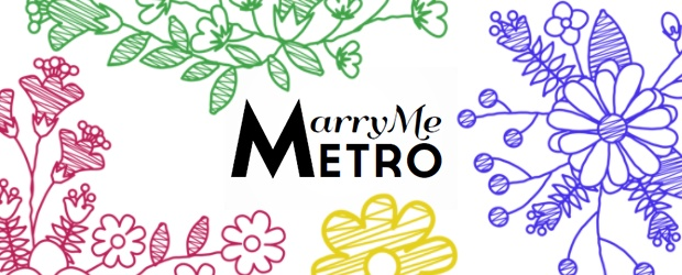 Wedding Inspiration from Marry Me Metro 