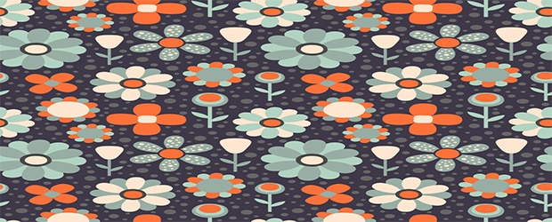 Pattern Trends 2013: Floral