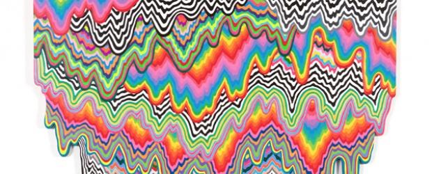 Colorful Art of Jen Stark