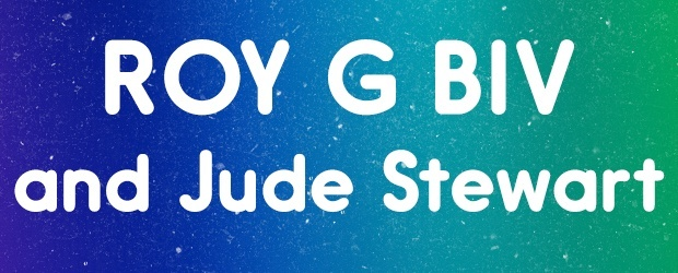 ROY G. BIV - An Interview with Author Jude Stewart - Part 2