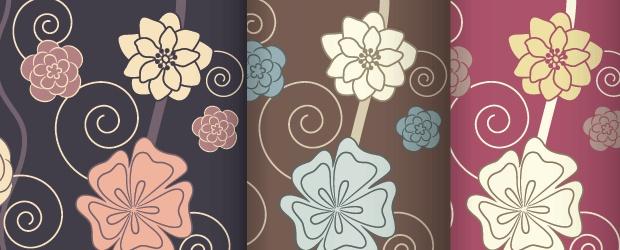 Beautiful Florals From Alexa Vector Design