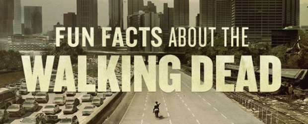 "13 Fun Facts About ""The Walking Dead"""