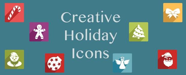 Creative Christmas Icons