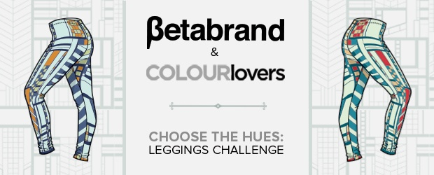 Betabrand leggings design contest