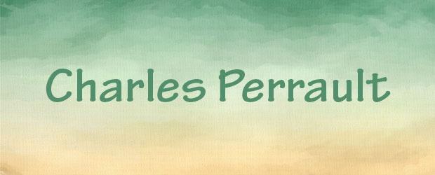 Watercolor Wednesday: CHARLES PERRAULT
