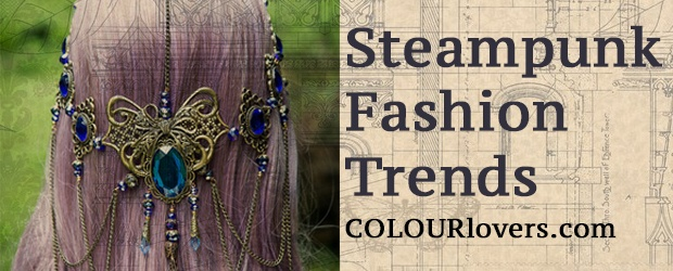 A Friday Fashion Passion: Steampunk